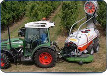 Induma sprayer
